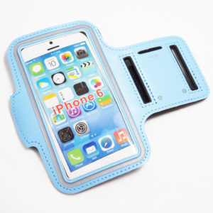light blue iphone 6 6s 7 armband case