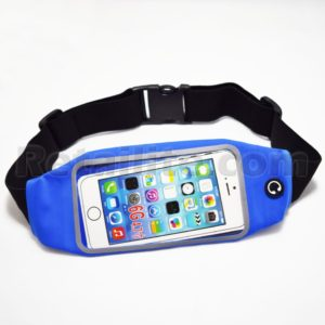 Blue iPhone 7 Waistband Case