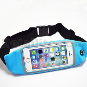Light Blue iPhone 7 Waistband Case