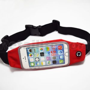 Red iPhone 7 Waistband Case