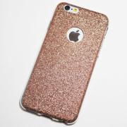Rose Gold Glitter iPhone 6s case