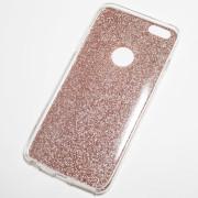 Rose Gold Glittery iPhone 6s plus Case