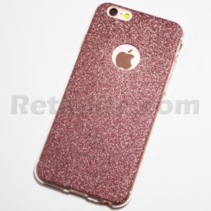 Pink Glittery iPhone 6s plus Case