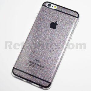 space grey glitter bling iphone 6 plus 6s plus case