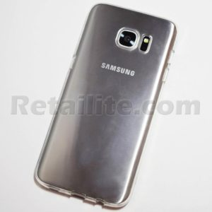galaxy s7 edge transparent soft case
