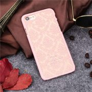 pink Vintage flower iphone 7 case