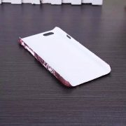 red marble iphone 7 plus hard case
