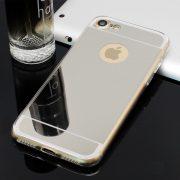 silver mirror iphone 7 case
