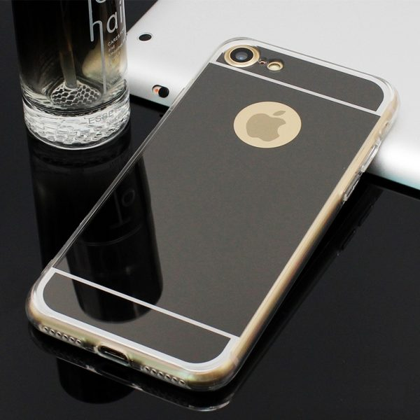 space grey mirror iphone plus 7 case