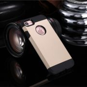 Gold Shockproof Armor iPhone 7 Case