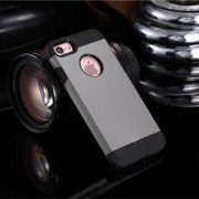 Grey Shockproof Armor iPhone 7 Case