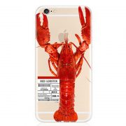 Lobster in packaging iPhone 7 Case