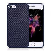 blue carbon fiber iphone 7 cases
