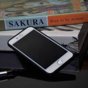 iPhone 7 matte Carbon Fiber Case