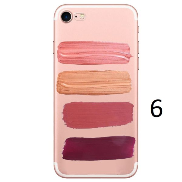 large makeup marks kylie jenner iphone 7 case