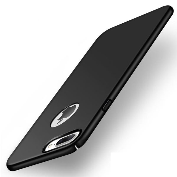 Black Luxury Thin iPhone 7 Plus case