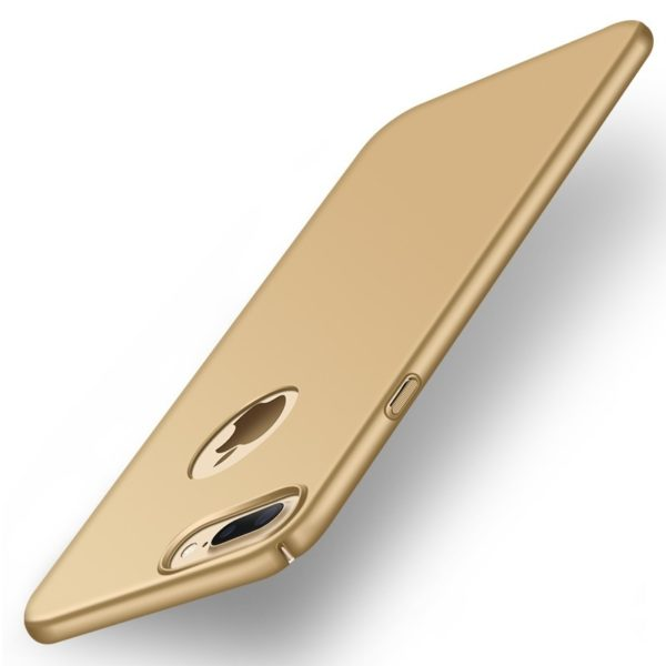 Gold Slim iPhone 7 Plus case