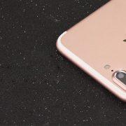 Rose Gold Silver iPhone 7 Plus Camera Lens Metal Ring Guard