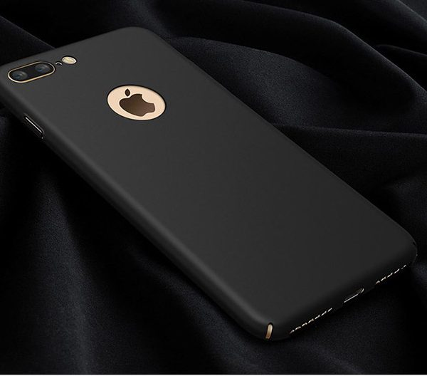 black luxury iphone 7 plus case