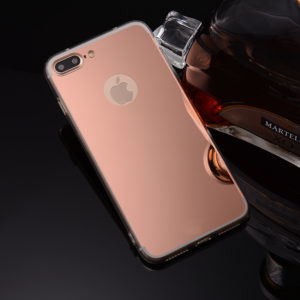 iphone 7 plus rose gold mirror case