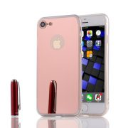 iphone 7 rose gold mirror case