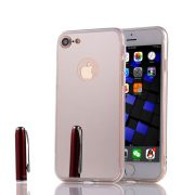 iphone 7 silver mirror case